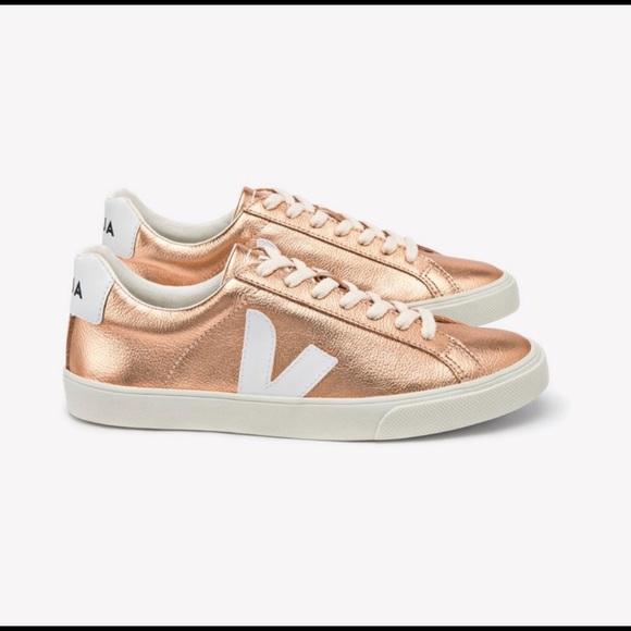 Veja Shoes   Esplar Sneaker Metallic